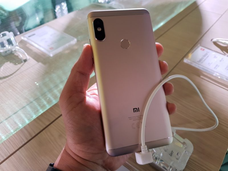 Xiaomi Redmi Note 5 Hands on
