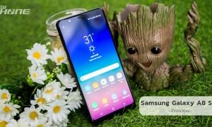 Preview Samsung Galaxy A8 Star ดีไหม