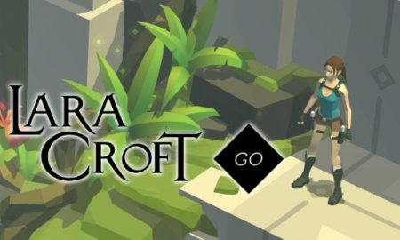 Square Enix Lara Croft Go