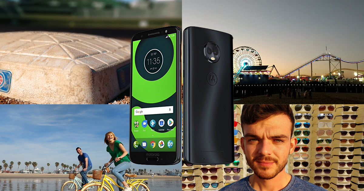 Moto G6 Plus 5 Shot Tricks