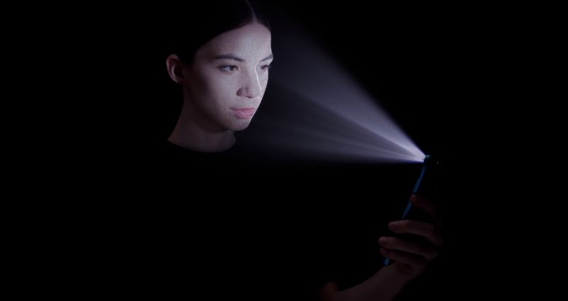 Oppo Find X 3D Face Recognition