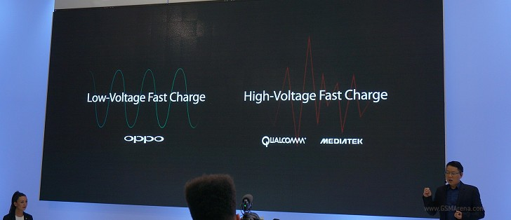 Super VOOC Charge Oppo - 2