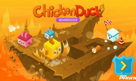 Chicken Duck Race
