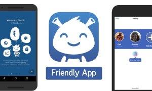 Friendly App เล่น Social หลาย Account