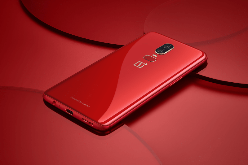 OnePlus 6 Red (1)