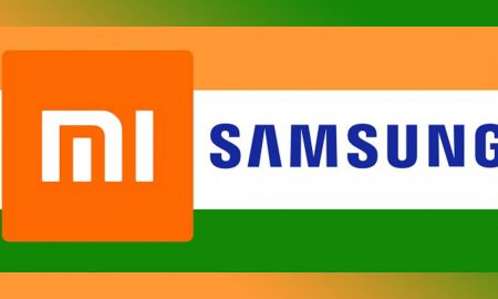 Samsung Shipment in India No.2 Q2 2018