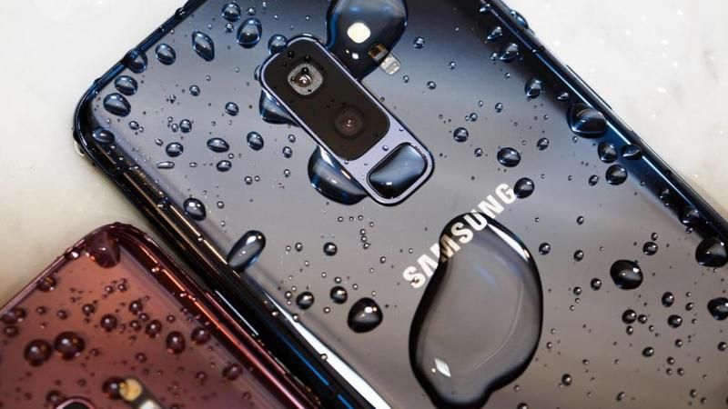 smartphone waterproof