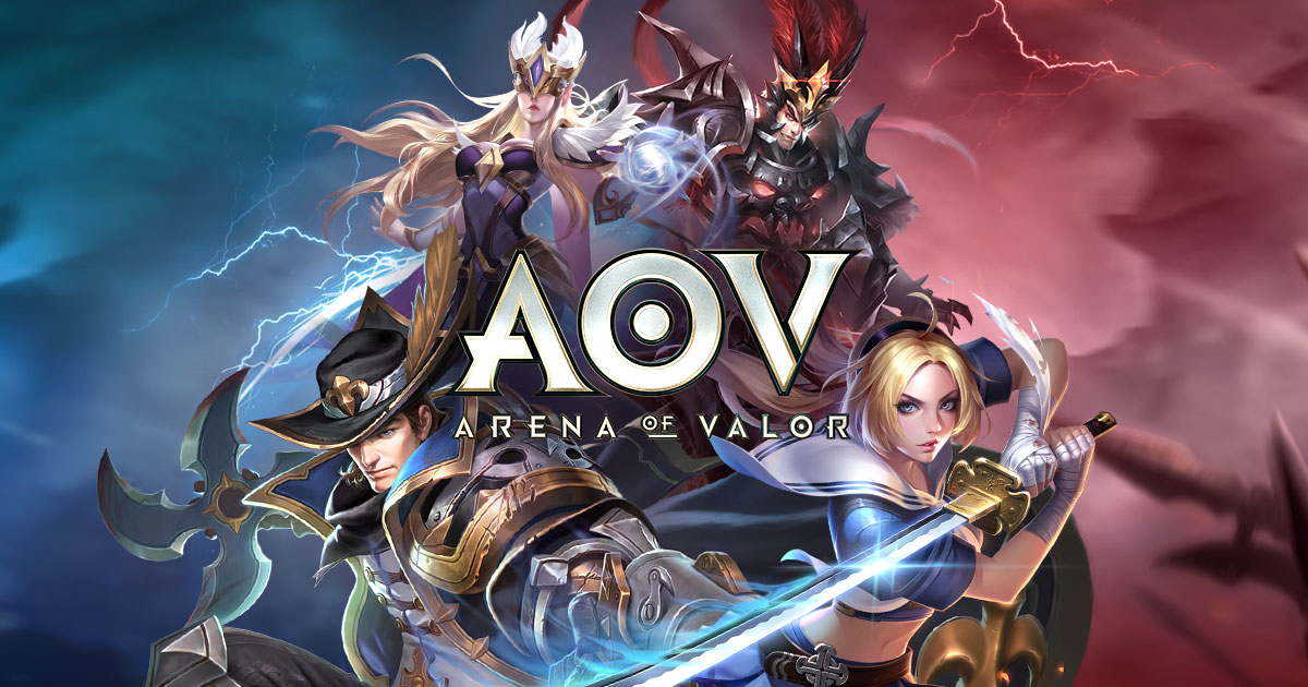 AOV Thailand PVP E-Sports Championship powered by AIS