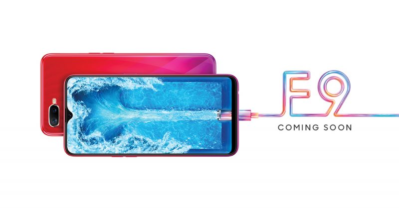 OPPO F9 coming soon #F9isComing