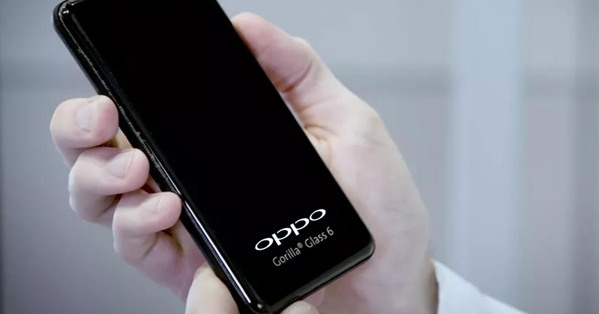 Oppo Gorilla Glass 6