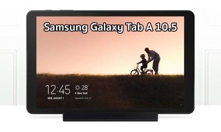 Samsung Galaxy Tab A 10.5 - Back