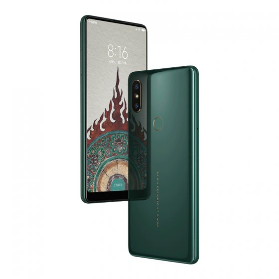 Xiaomi Mi Mix 2s Emerald Green