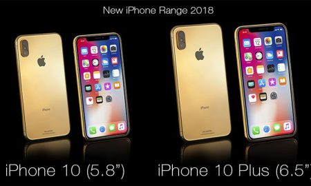 iPhone XS Goldgenie