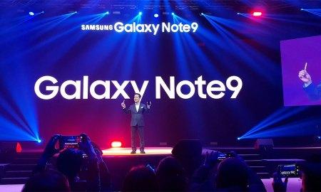 Samsung Galaxy Note 9 Thailand