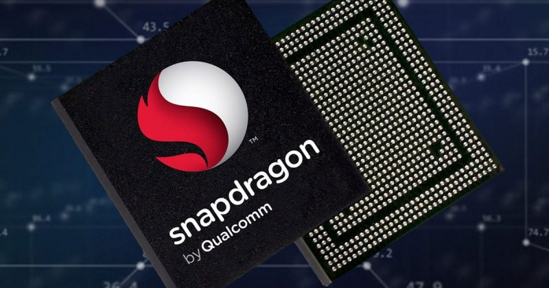 Qualcomm snapdragon chip