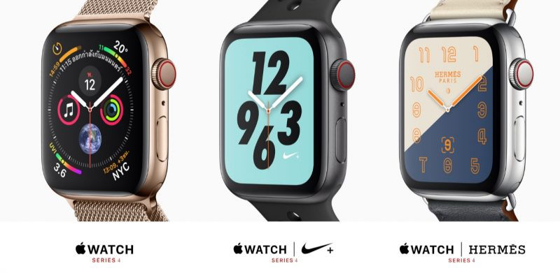 Apple Watch Series 4 All
