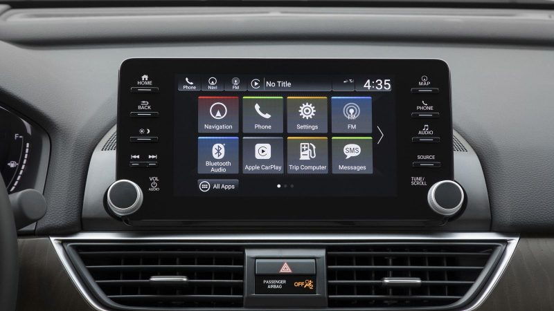 Infotainment to replaced with Android