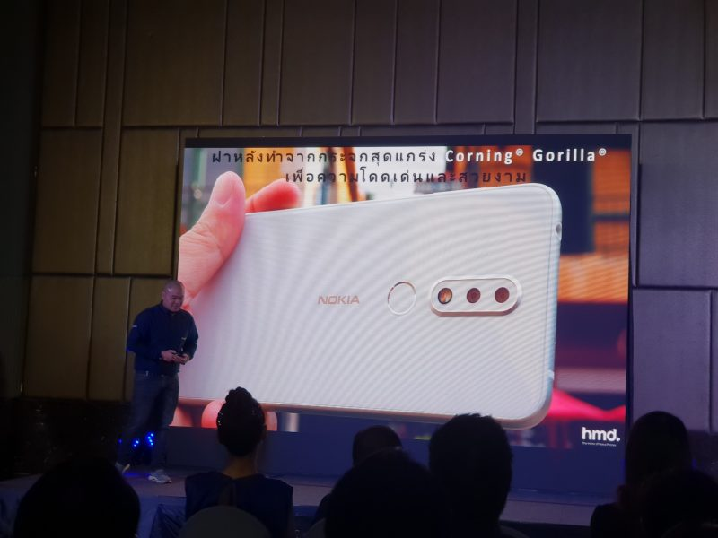 Nokia 6.1 Plus Features