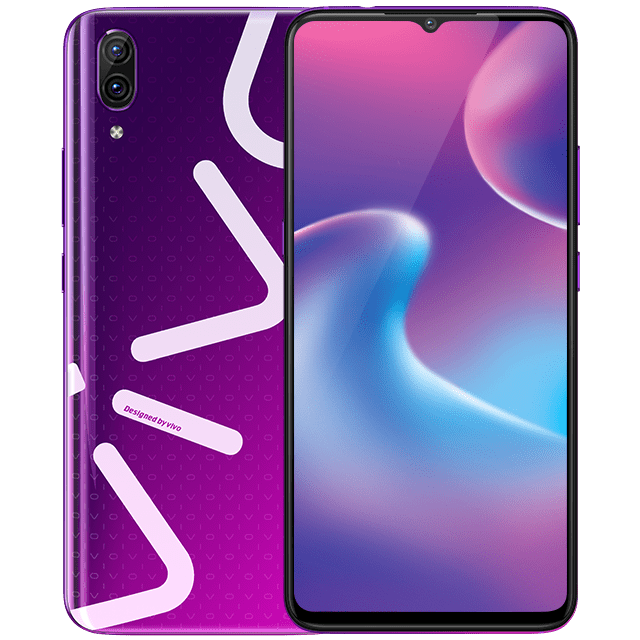 Vivo X23 Fashion Purple