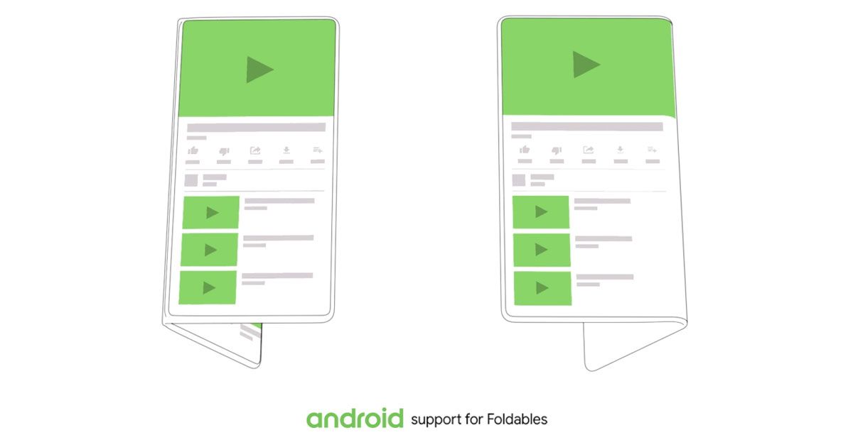 Android Support Foldable
