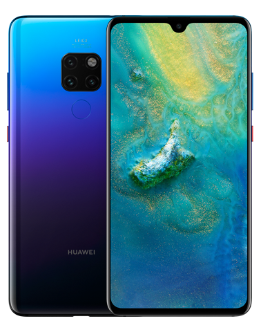 HUAWEI Mate 20 Twilight