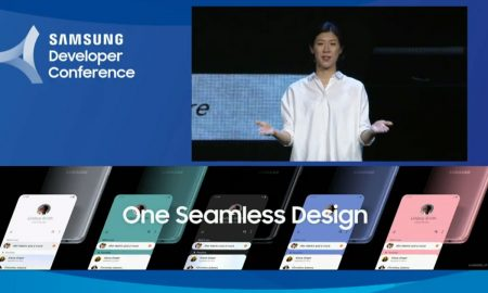 Samsung One UI - Head