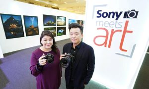 Sony Meets Art