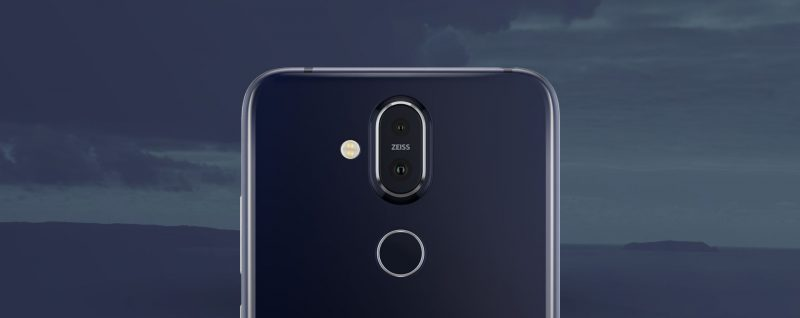 Nokia 8.1 Dual Zeiss Camera