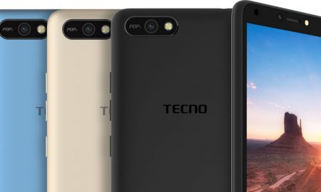 TECNO Mobile Pop 2