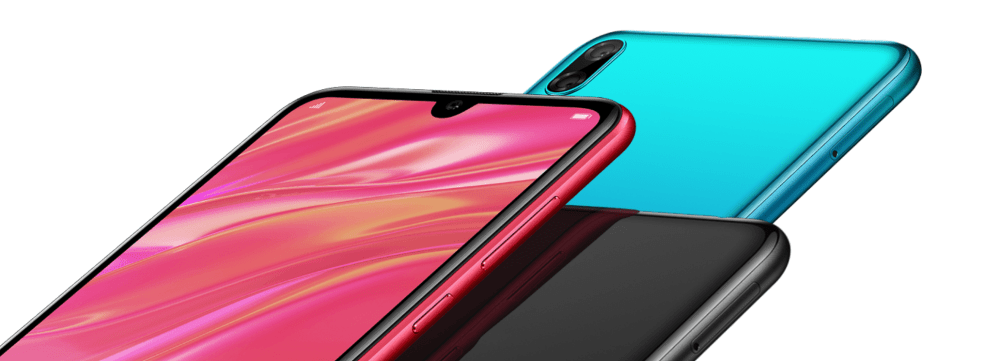 Huawei Y7 Pro 2019 - Colors