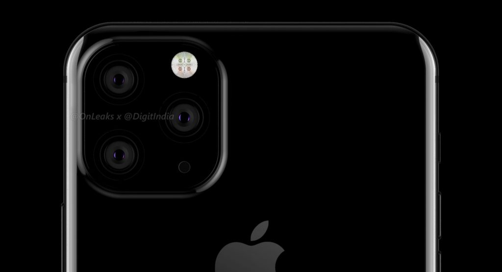 iPhone XI 2019 render