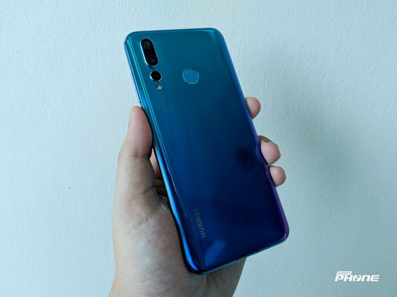 Huawei Nova 4 Preview