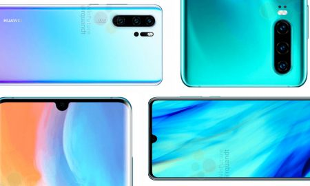 huawei P30 pro and P30 pro
