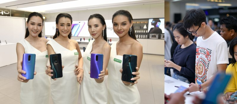 New Oppo Experience Store 2019