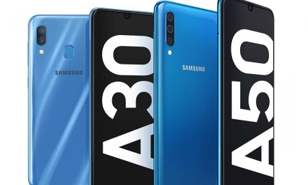 Samsung Galaxy A30 and Galaxy A50