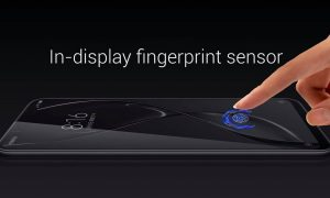 Xiaomi in display fingerprint