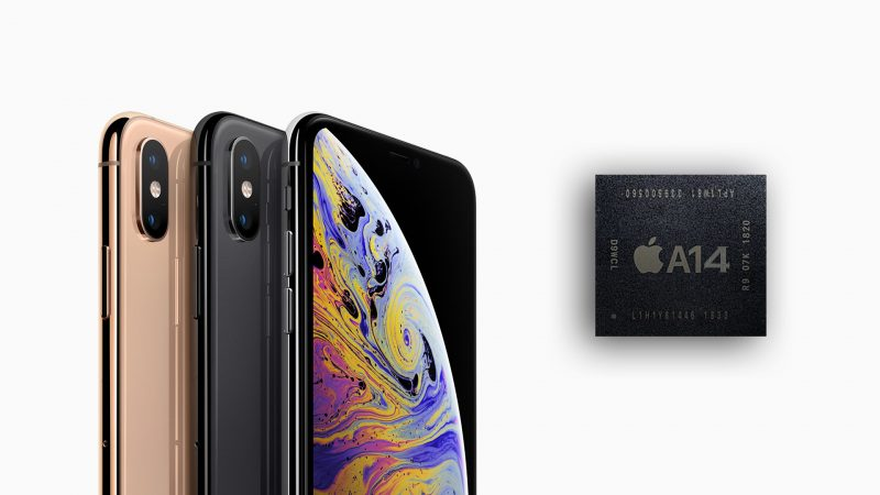 2020 iPhones Apple A14 SoC by TSMC