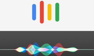 Google Assistant VS Apple Siri Header