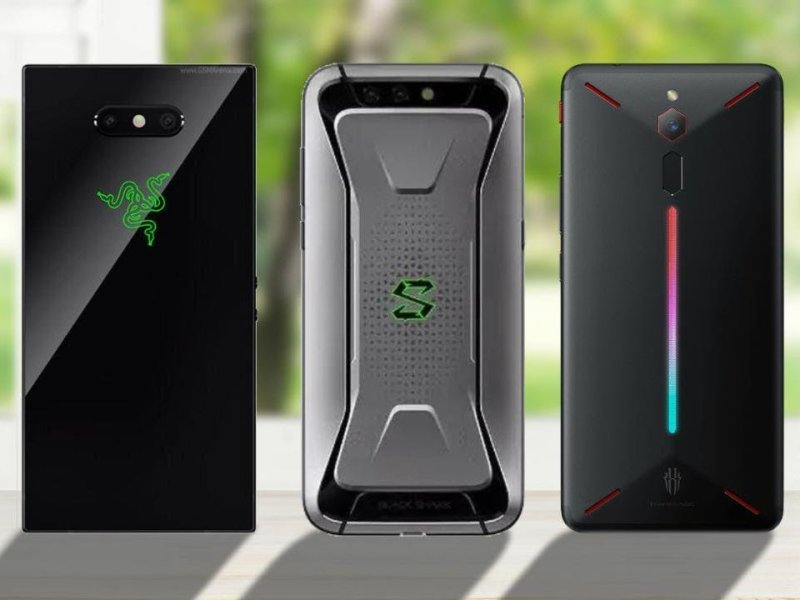 Tencent in talked with Razer Xiaomi Black Shark ZTE Nubia Red Magic Gaming Phone