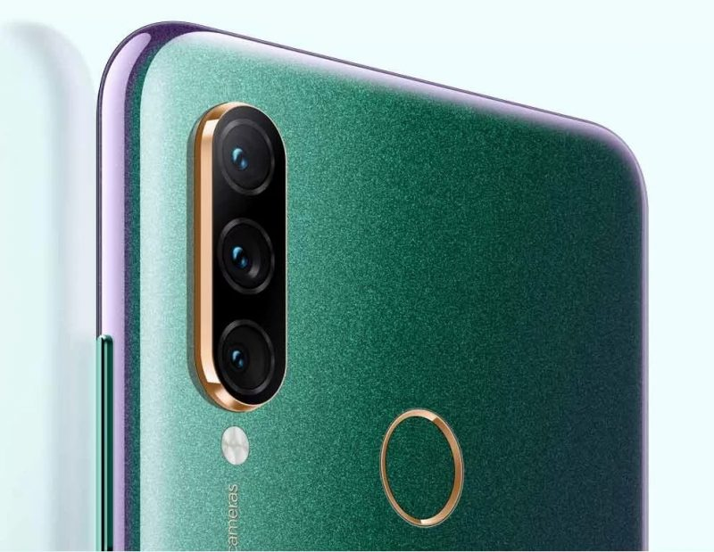 Lenovo Z6 Youth Edition Camera