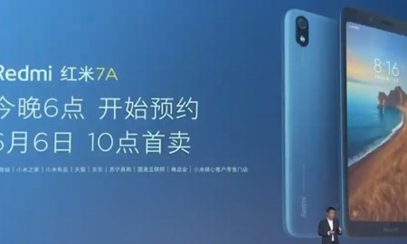 Redmi 7A Price