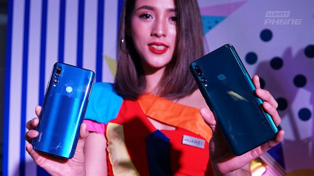HUAWEI Y9 Prime 2019 launched, price 7,990 baht