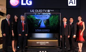 LG TV 2019 lineup launch in Thailand