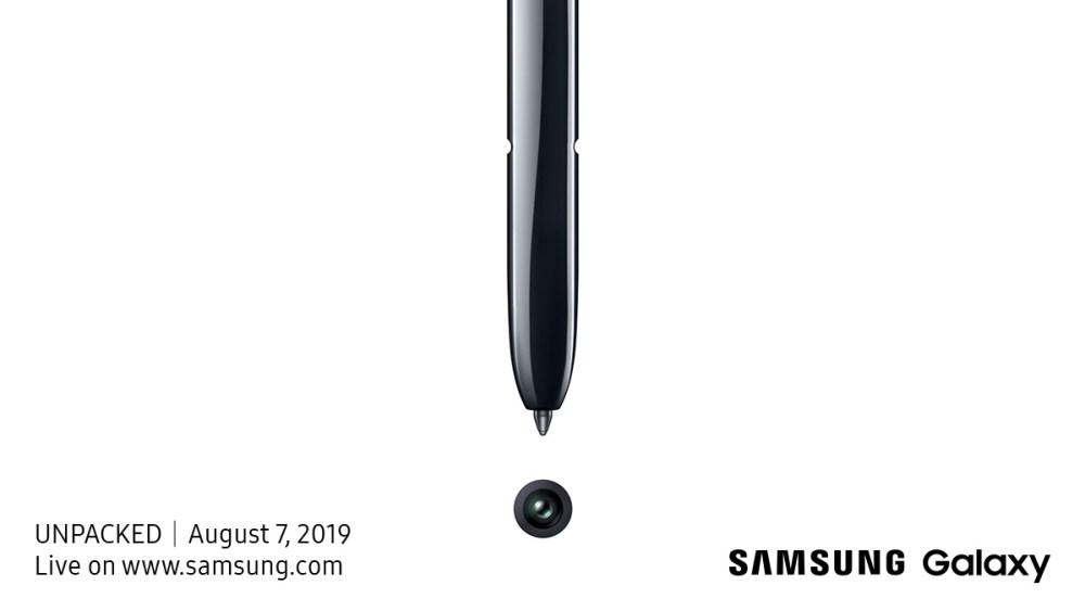 เปิดตัว Samsung Galaxy Note 10 The Next Galaxy