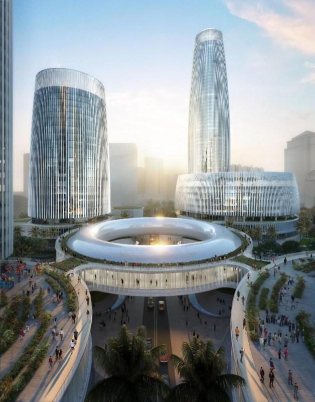 OPPO ศูนย์วิจัยและพัฒนาแห่งใหม่ในเมืองฉางอาน