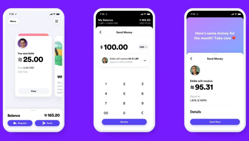 Calibra wallet working with Libra Association