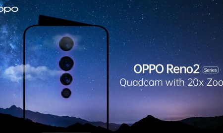 Oppo Reno 2 Series is coming