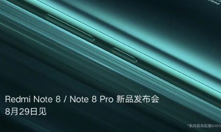Redmi Note 8 Series is coming