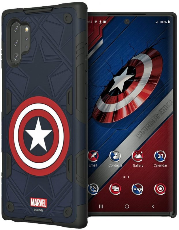 Captain america Galaxy note10