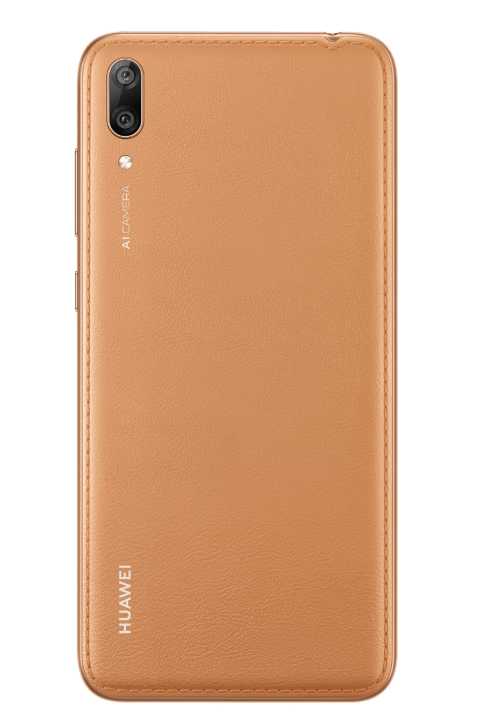 HUAWEI Y7 Pro 2019 New Color Amber Brown